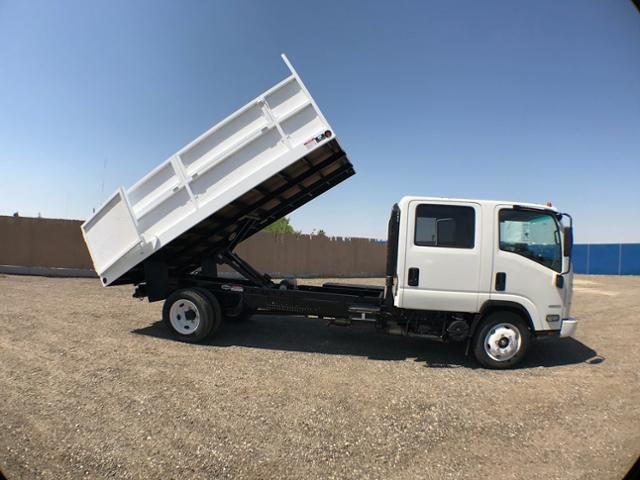 2017 Low Cab Forward Crew Cab 4x2,  Ironside Landscape Dump #945162K - photo 12
