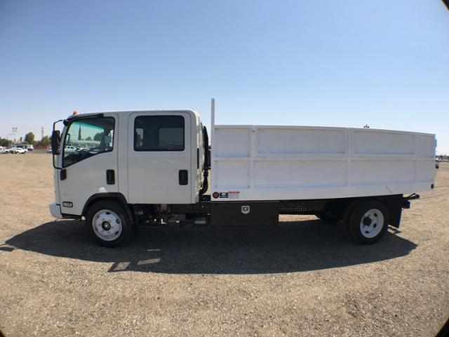2017 Low Cab Forward Crew Cab 4x2,  Ironside Landscape Dump #945162K - photo 6