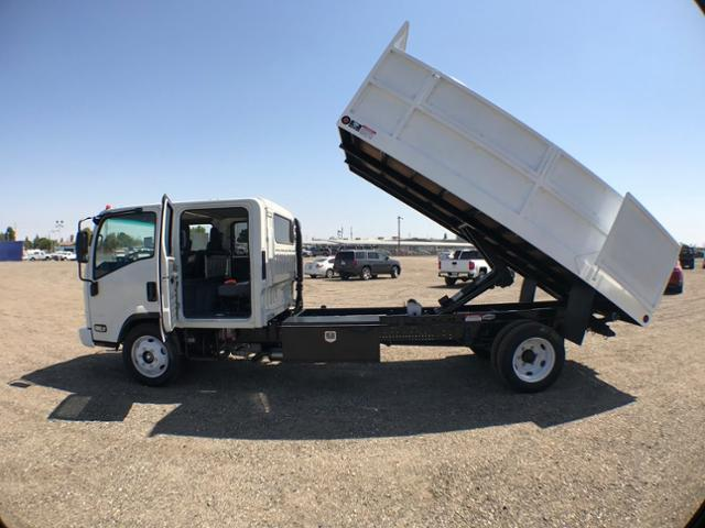 2017 Low Cab Forward Crew Cab 4x2,  Ironside Landscape Dump #945162K - photo 9