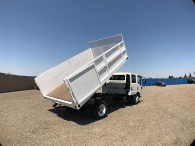 2017 Low Cab Forward Crew Cab 4x2,  Ironside Landscape Dump #945162K - photo 13