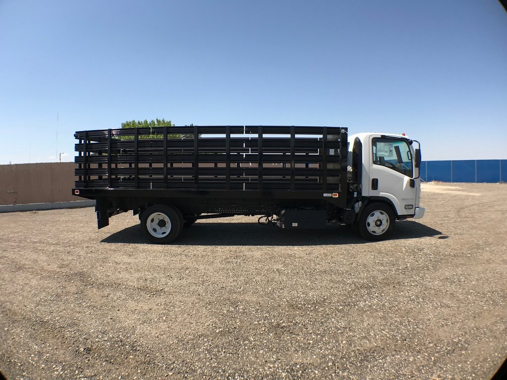 2018 LCF 5500HD Regular Cab 4x2,  Knapheide Value-Master X Stake Bed #946241K - photo 3