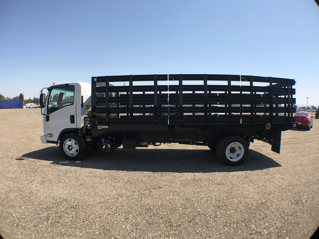 2018 LCF 5500HD Regular Cab 4x2,  Knapheide Value-Master X Stake Bed #946241K - photo 5