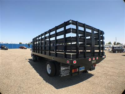 2018 LCF 5500HD Regular Cab 4x2,  Knapheide Value-Master X Stake Bed #946241K - photo 2
