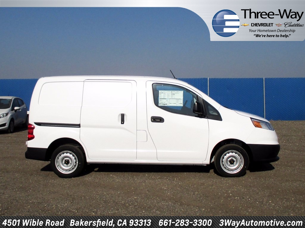 2017 City Express Cargo Van #962925K - photo 6