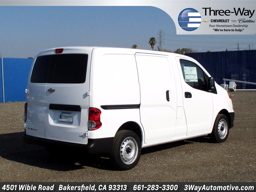 2017 City Express Cargo Van #962925K - photo 3