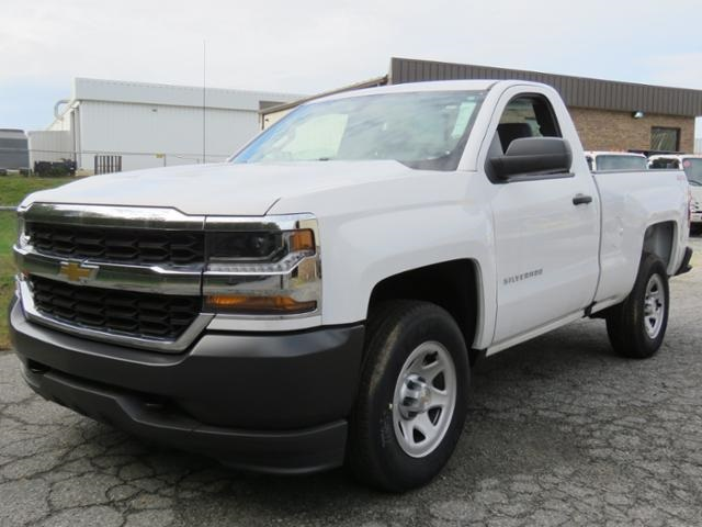 2018 Silverado 1500 Regular Cab 4x4,  Pickup #F125918 - photo 6