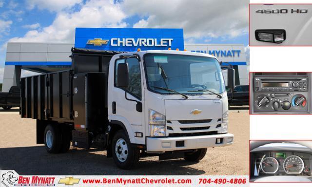 2020 Chevrolet LCF 4500HD Regular Cab DRW 4x2, Stallion Landscape Dump #M013092 - photo 1