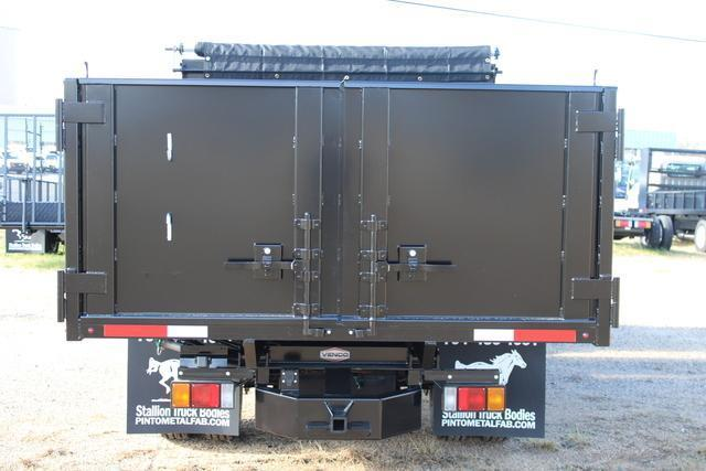 2020 Chevrolet LCF 4500HD Regular Cab DRW 4x2, Stallion Landscape Dump #M013092 - photo 21