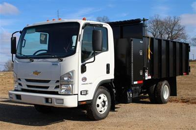 2020 Chevrolet LCF 4500HD Regular Cab DRW 4x2, Stallion Landscape Dump #M013092 - photo 3