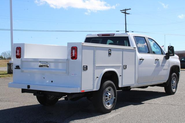 2021 Chevrolet Silverado 2500 Crew Cab 4x2, Knapheide Service Body #M122304 - photo 1