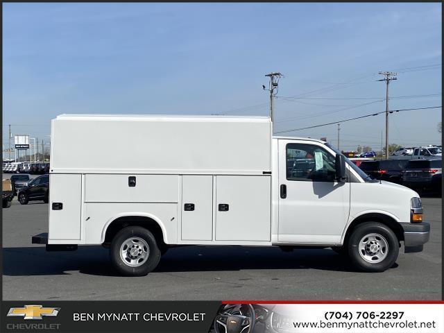 2020 Chevrolet Express 3500 4x2, Knapheide KUV Service Utility Van #M139407 - photo 5
