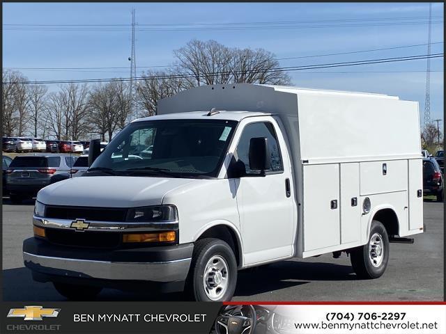 2020 Chevrolet Express 3500 4x2, Knapheide KUV Service Utility Van #M139407 - photo 6