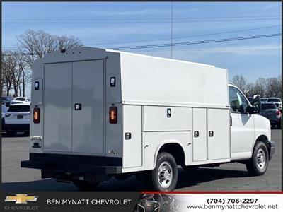 2020 Chevrolet Express 3500 4x2, Knapheide KUV Service Utility Van #M139407 - photo 2