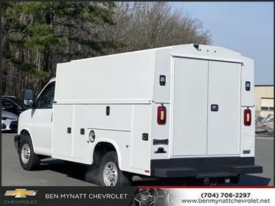 2020 Chevrolet Express 3500 4x2, Knapheide KUV Service Utility Van #M139407 - photo 3