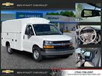 2020 Chevrolet Express 3500 4x2, Knapheide KUV Service Utility Van #M139407 - photo 1