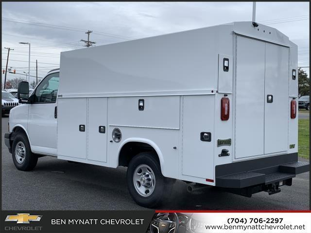2020 Chevrolet Express 3500 4x2, Knapheide Service Utility Van #M141576 - photo 1
