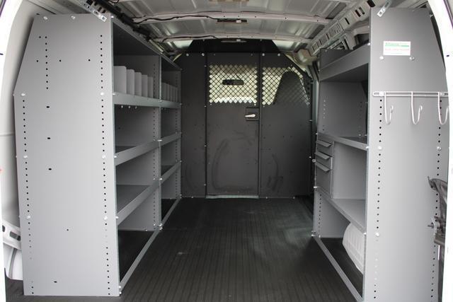 2021 Chevrolet Express 2500 4x2, Masterack Upfitted Cargo Van #M146157 - photo 1