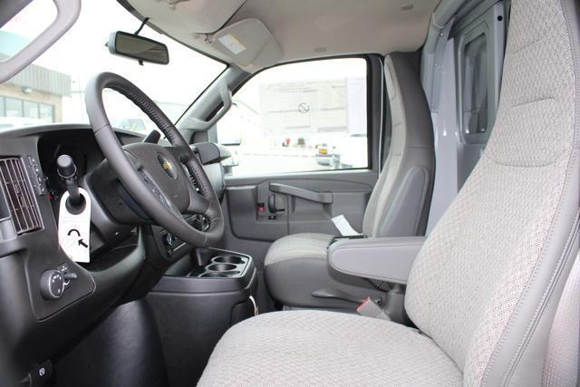 2021 Chevrolet Express 3500 4x2, Knapheide KUV Service Utility Van #M161740 - photo 19