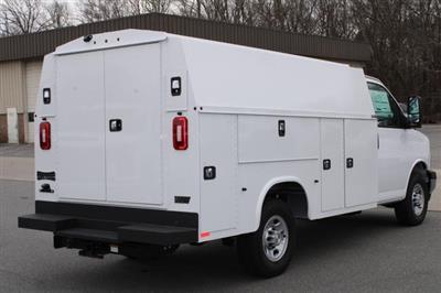2021 Chevrolet Express 3500 4x2, Knapheide KUV Service Utility Van #M161740 - photo 2