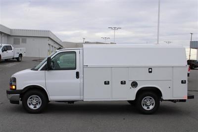 2021 Chevrolet Express 3500 4x2, Knapheide KUV Service Utility Van #M161740 - photo 5