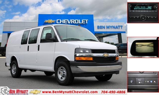 2021 Chevrolet Express 2500 4x2, Knapheide Upfitted Cargo Van #M161856 - photo 1