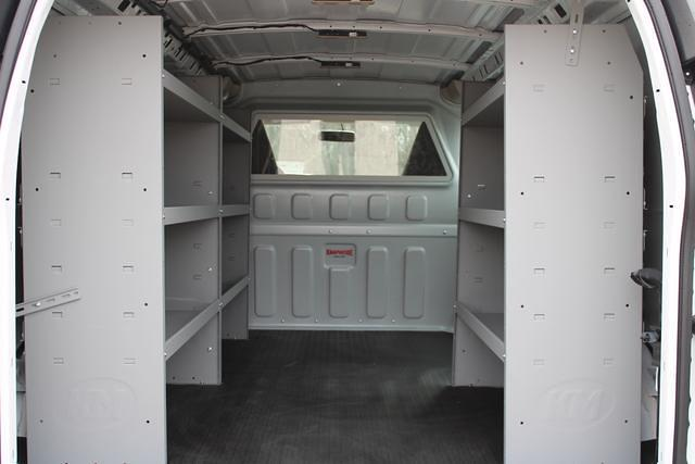 2021 Chevrolet Express 2500 4x2, Knapheide Upfitted Cargo Van #M161914 - photo 1
