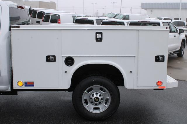 2021 Chevrolet Silverado 2500 Double Cab 4x2, Knapheide Service Body #M172412 - photo 24