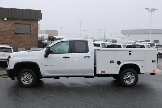 2021 Chevrolet Silverado 2500 Double Cab 4x2, Knapheide Service Body #M172412 - photo 5