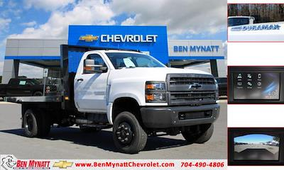 2020 Chevrolet Silverado 5500 Regular Cab DRW 4x4, Knapheide Value-Master X Platform Body #M192630 - photo 1