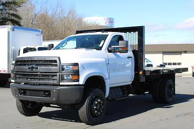2020 Chevrolet Silverado 5500 Regular Cab DRW 4x4, Knapheide Value-Master X Platform Body #M192630 - photo 4
