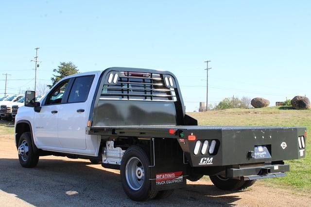 2021 Chevrolet Silverado 3500 Crew Cab 4x4, Platform Body #M194411 - photo 25