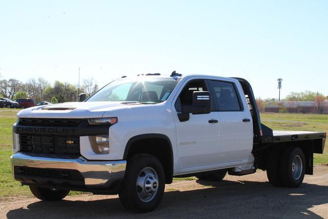 2021 Chevrolet Silverado 3500 Crew Cab 4x4, Platform Body #M194411 - photo 4