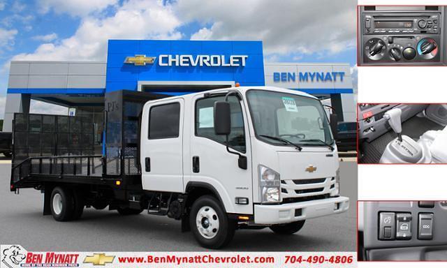 2021 Chevrolet Low Cab Forward 4x2, PJ's Dovetail Landscape #M200416 - photo 1