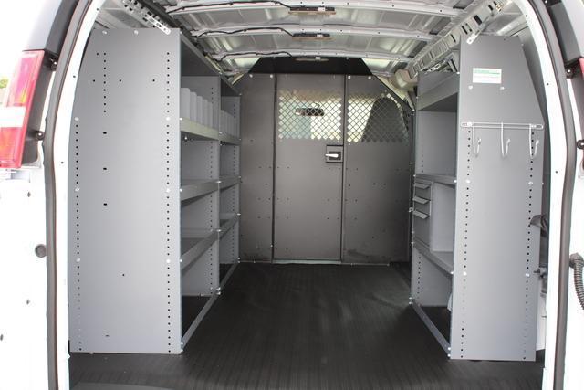 2020 Chevrolet Express 2500 4x2, Masterack Upfitted Cargo Van #M205414 - photo 1