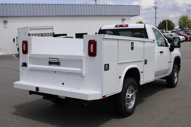 2020 Chevrolet Silverado 2500 Regular Cab 4x4, Knapheide Service Body #M228963 - photo 1