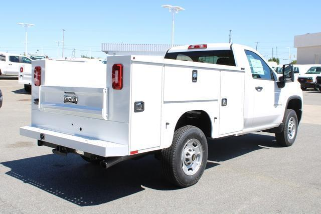2020 Chevrolet Silverado 2500 Regular Cab RWD, Knapheide Steel Service Body #M229473 - photo 2