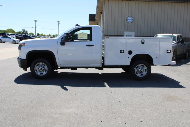 2020 Chevrolet Silverado 2500 Regular Cab RWD, Knapheide Steel Service Body #M229473 - photo 5