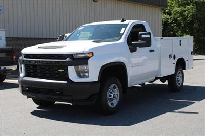 2020 Chevrolet Silverado 2500 Regular Cab RWD, Knapheide Steel Service Body #M229473 - photo 4