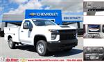 2020 Chevrolet Silverado 2500 Regular Cab RWD, Knapheide Steel Service Body #M229473 - photo 1