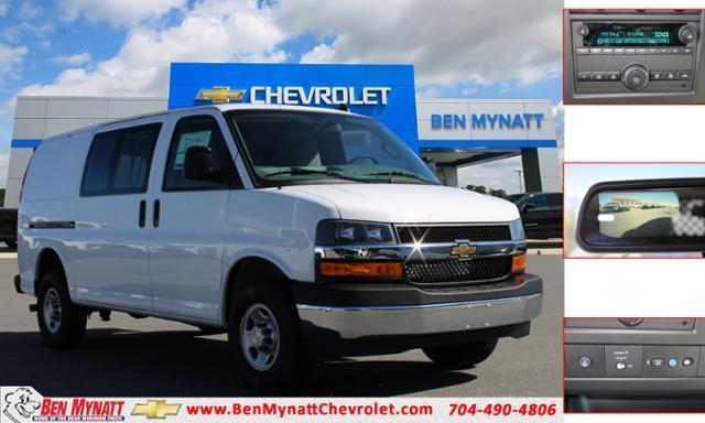 2020 Chevrolet Express 2500 4x2, Masterack Upfitted Cargo Van #M269803 - photo 1
