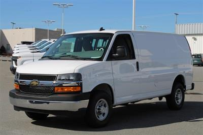 2020 Chevrolet Express 2500 4x2, Empty Cargo Van #M269811 - photo 4