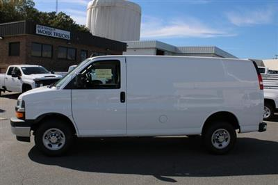 2020 Chevrolet Express 2500 4x2, Empty Cargo Van #M269811 - photo 5