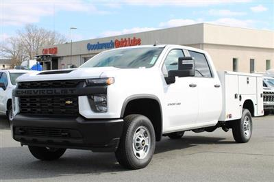 2020 Chevrolet Silverado 2500 Crew Cab 4x2, Knapheide Service Body #M327641 - photo 4