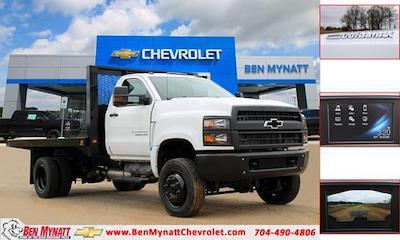 2020 Chevrolet Silverado 5500 Regular Cab DRW 4x4, Knapheide Value-Master X Platform Body #M350678 - photo 1