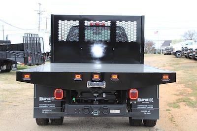 2020 Chevrolet Silverado 5500 Regular Cab DRW 4x4, Knapheide Value-Master X Platform Body #M350678 - photo 21