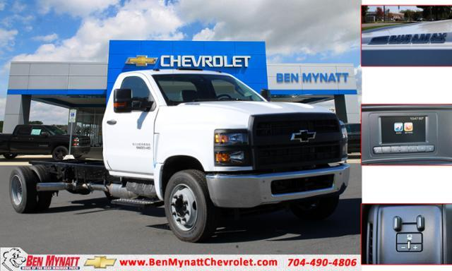 2020 Chevrolet Silverado 5500 Regular Cab DRW 4x2, Cab Chassis #M364662 - photo 1