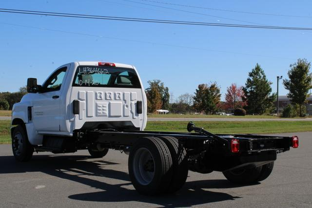 2020 Chevrolet Silverado 5500 Regular Cab DRW 4x2, Cab Chassis #M364662 - photo 22