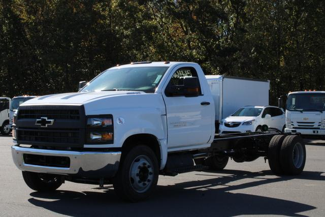 2020 Chevrolet Silverado 5500 Regular Cab DRW 4x2, Cab Chassis #M364662 - photo 4