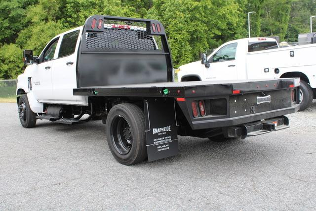 2020 Chevrolet Silverado 4500 Crew Cab DRW 4x2, Knapheide PGNB Gooseneck Platform Body #M590730 - photo 22