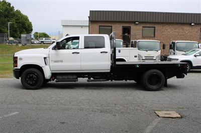 2020 Chevrolet Silverado 4500 Crew Cab DRW 4x2, Knapheide PGNB Gooseneck Platform Body #M590730 - photo 5